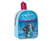 Mochila Pre Escolar Frozen Blue