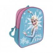 Mochila pre escolar Frozen Elsa Blue