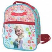 Mochila pre escolar Frozen Elsa Flower