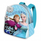 Mochila Pre Escolar Frozen Follow Your Heart