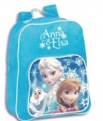 Mochila pre escolar Frozen Friends Blue