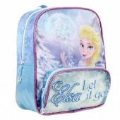 Mochila pre escolar Frozen Let it go