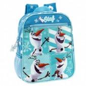 Mochila pre escolar Frozen Olaf Happy