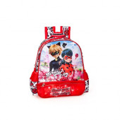Mochila Pré-Escolar Ladybug 29cm Show Your True Colors