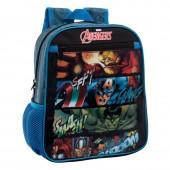 Mochila pre escolar Marvel Avengers Squares