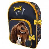Mochila Pré Escolar Mascotes Pets Puppies Game