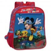 Mochila Pré escolar  Mickey