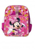 Mochila Pre Escolar Minnie Flower