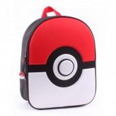 Mochila pre escolar Pokemon 3D EVA