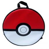 Mochila Pré Escolar Pokémon Pokéball 31cm
