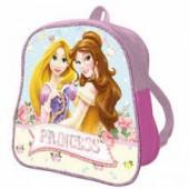 Mochila pré-escolar Princesas Disney 2 fechos