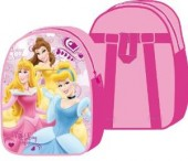 Mochila Pre Escolar Princesas Disney Baile