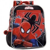 Mochila Pre Escolar Spiderman 2