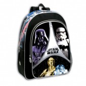 Mochila pre escolar Star Wars Flash