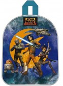 Mochila Pre Escolar Star Wars Rebels blue