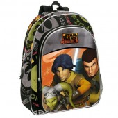 Mochila Pre Escolar Star Wars Rebels Republic