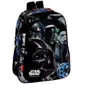 Mochila pré-escolar Star Wars Rogue One Imperial - 37cm