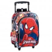 Mochila pré escolar trolley Ultimate Spiderman Marvel 2015
