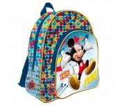 Mochila Pre Mickey 3D Adp.Trolley Fun  41cm