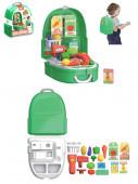 Mochila Supermercado 22 Peças