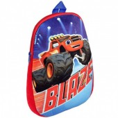 Mochila Tacto Peluche Blaze and The Monster Machine