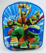 Mochila Tartarugas Ninjas 3D