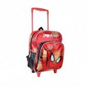 Mochila Trolley 33 cm Spiderman Fire