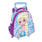 Mochila Trolley 3D 31 cm Frozen Elsa