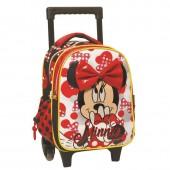 Mochila trolley de Minnie Mouse