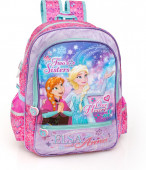 Mochila trolley Escolar Premium 39cm  Frozen One Heart