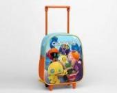 Mochila Trolley Infantil Clanners