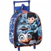 Mochila trolley infantil Disney Miles from Tomorrow