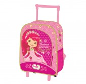 Mochila Trolley Mini Fresa Princess