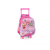 Mochila Trolley Pré-Escolar LOL Surprise 29cm Dance