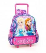 Mochila trolley pre escolar premium Frozen E&A