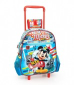 Mochila trolley pre Escolar Premium Mickey beats adpt trolley