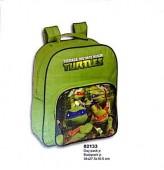Mochila Verde Tartarugas Ninja