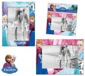 Moldura de foto Frozen Disney - Sortido
