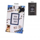 Moldura Magnética - Cão