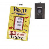Moldura Magnética - Linda