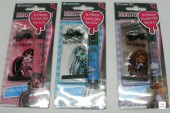 Monster High conjunto de Extensoes e mascara cabelo