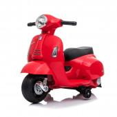 Mota Elétrica Vespa GTS300 Mini 6V Vermelha