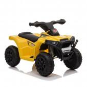Moto 4 Elétrica XH-116 6V Amarelo