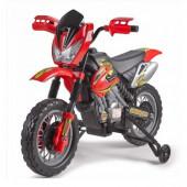 Moto Elétrica Feber Motorbike Cross 400F 6V