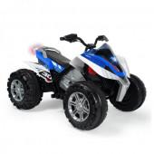 Moto Quatro Elétrica Rage Azul 12V