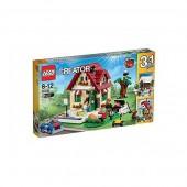 Mudança de Estação LEGO Creator