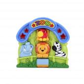 Musical de Atividades Zoo Happy Kid 12+