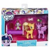 My Little Pony - Crepúsculo e Applejack