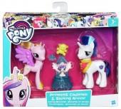 My Little Pony -  Princesa Candance e Shining Armor