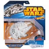 Nave Millennium Falcon Star Wars Hot Wheels